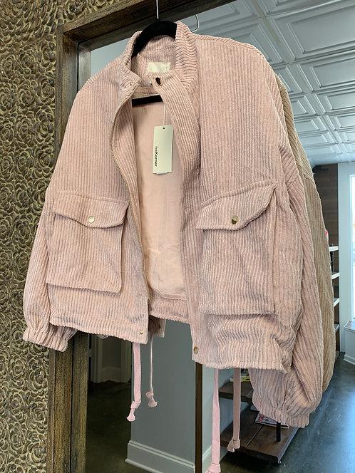 The Korner Pink Jacket