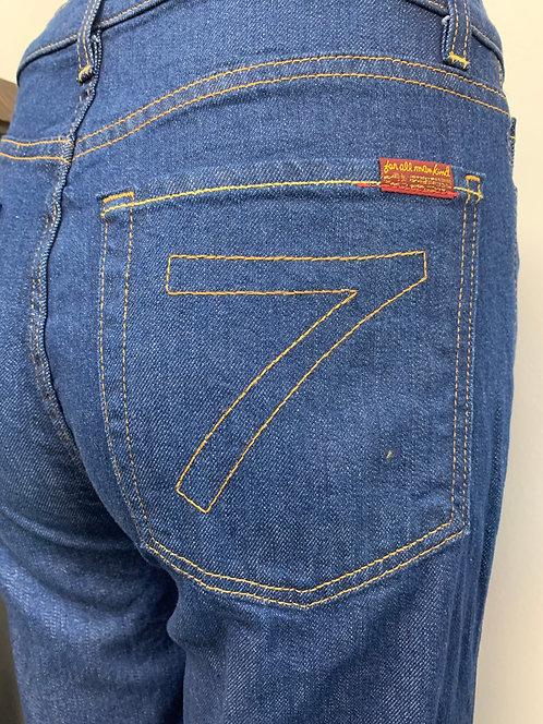 7FAM Baby Jo Cropped Trouser