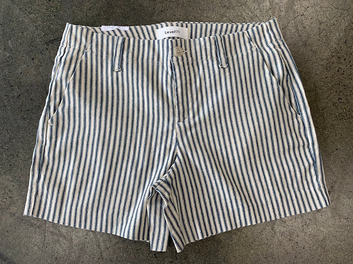 Level 99 Nautical Stripe Shorts