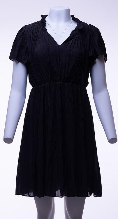 Th Korner Black Dress