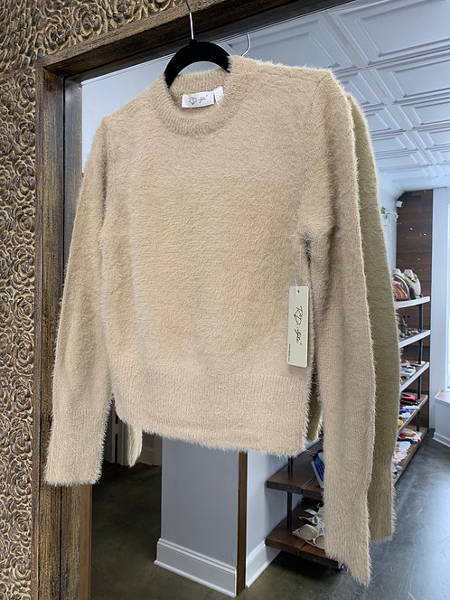 RD Style Doeskin Sweater