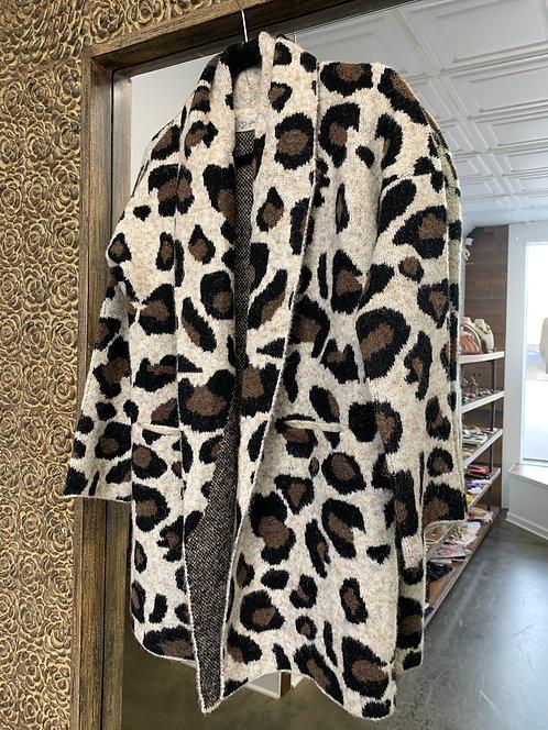 RD Style Leopard Cardigan