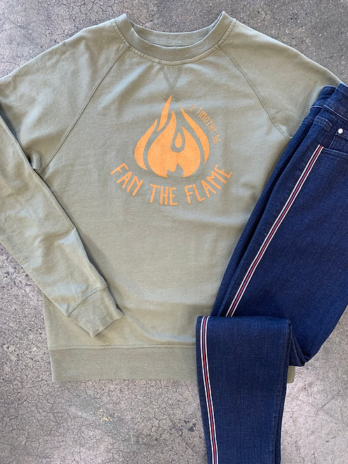 CTC Fan The Flame Pullover
