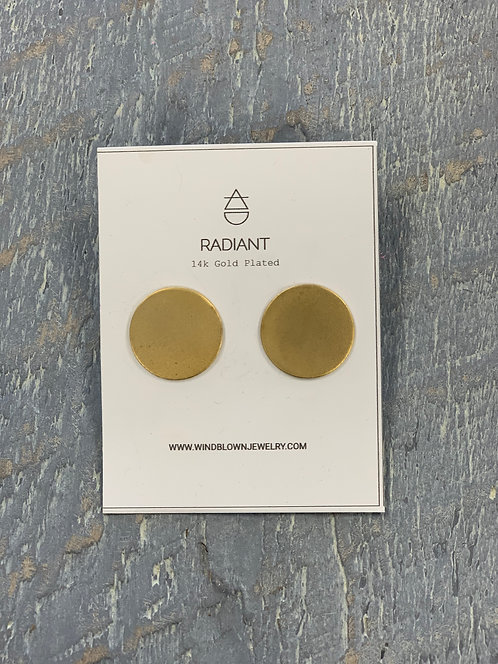 Windblown Radiant Earrings