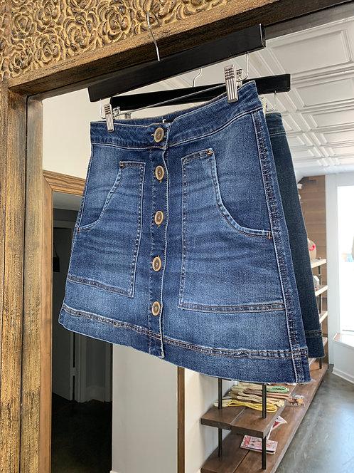 Sanctuary Lena Mini Skirt