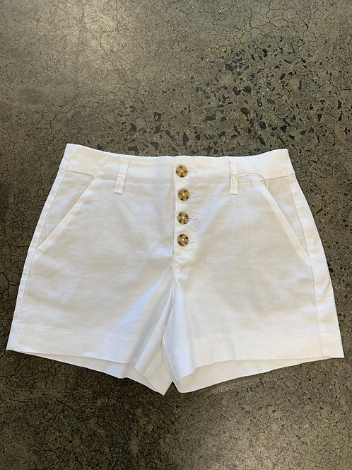 Level 99 Lyndie Button Front Shorts