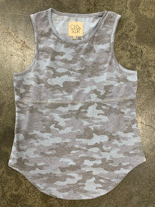 Chaser Camo Muscle Tank