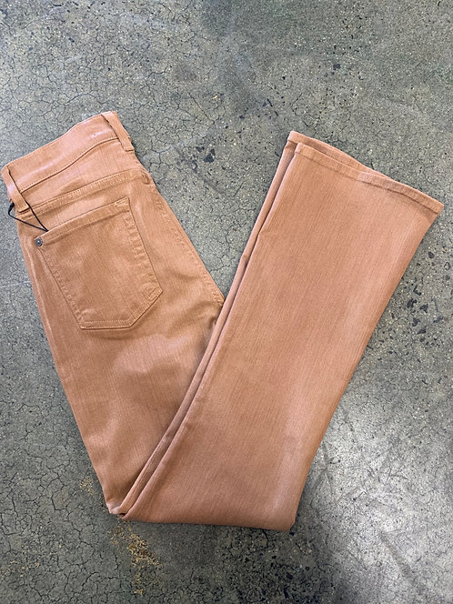 7FAM High Waist Slim Kick