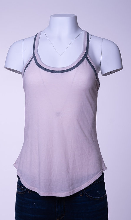 Chaser Pink T Back Tank