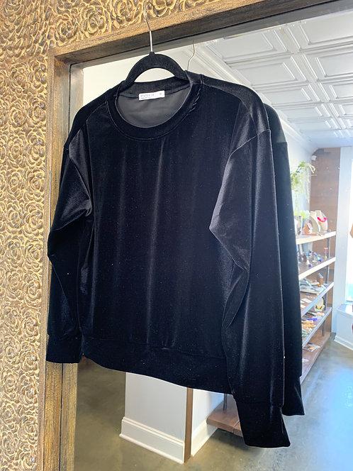 Stateside Velvet Sweatshirt