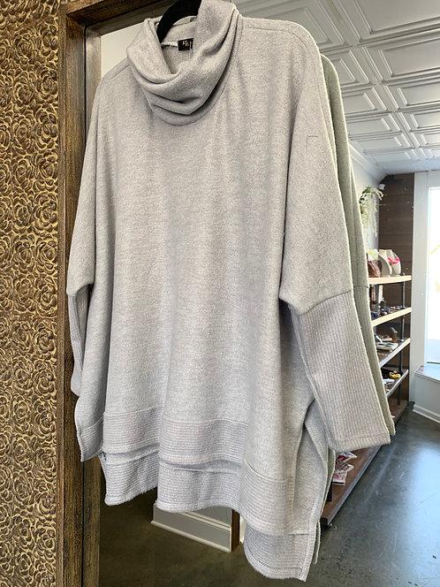KLd Hi-Lo Sweater