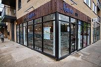 Haven Shop front