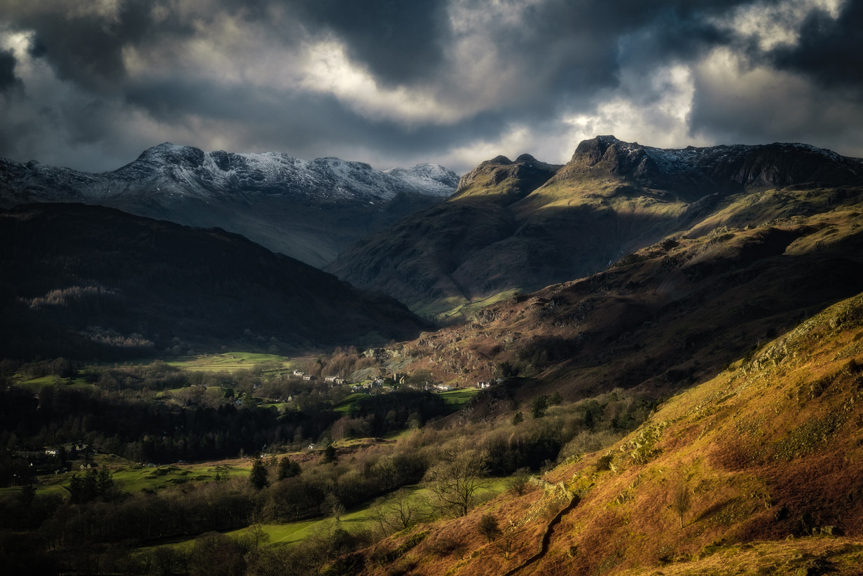 Langdale in Winter