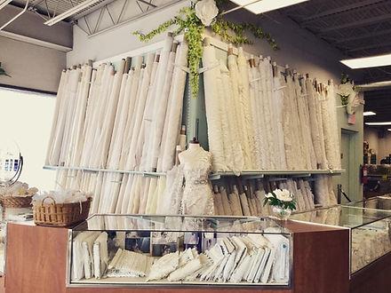 Haberman Fabrics Bridal