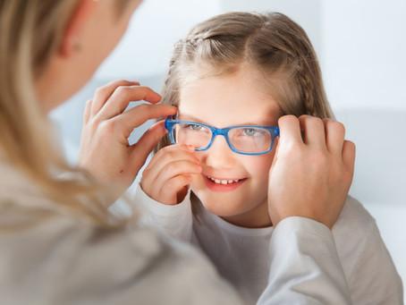 Como elegir gafas para mi hijo