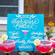 Acrylic Bar Sign