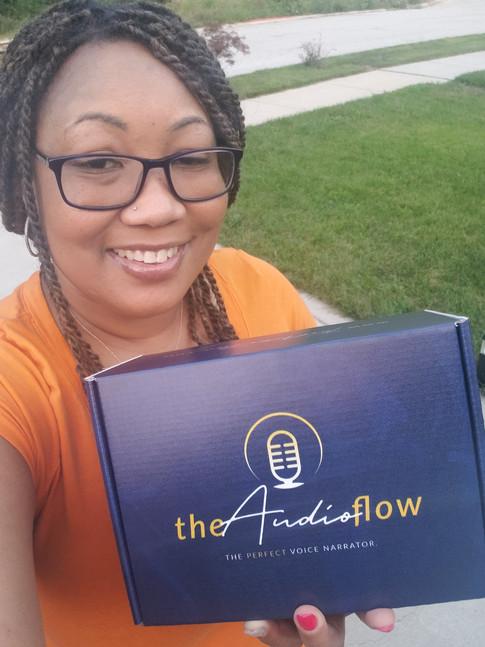 Box Design for The Audio Flow