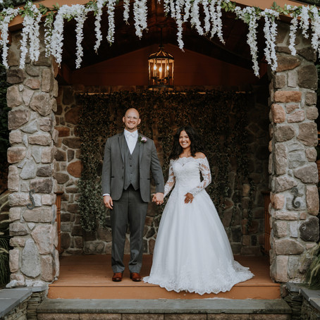 Destini & Tristian's Stroudsmoor Wedding