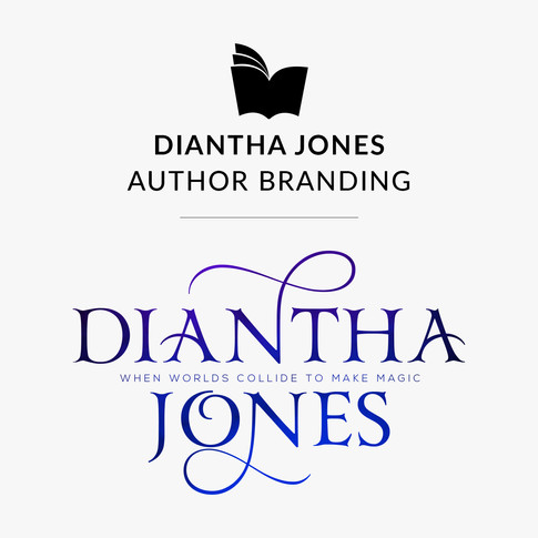Diantha Jones Author Logo