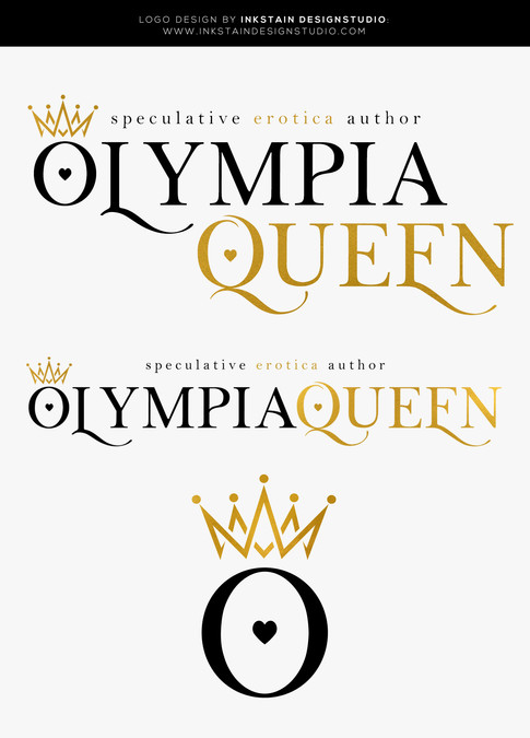 Logo Design for Olympia Queen