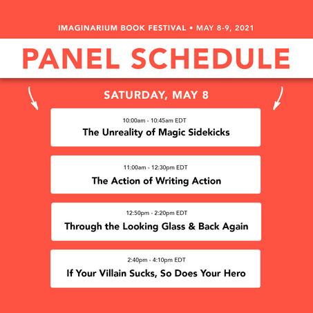 IBF 2021 Panel Schedule