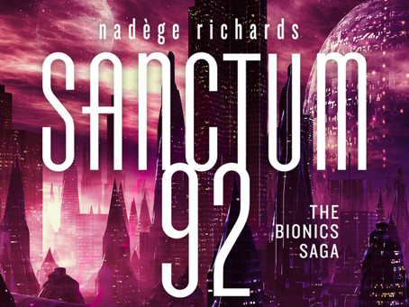 Read the first chapter of Sanctum 92!