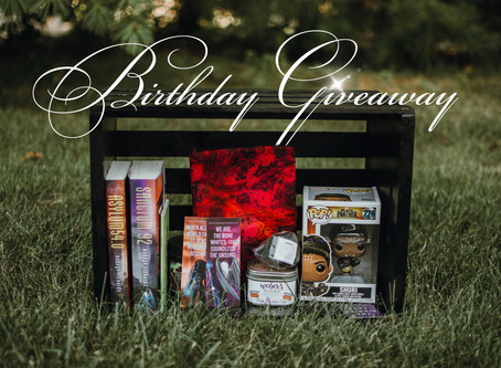 My 23rd Birthday Giveaway!