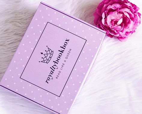 Royalty Book Box