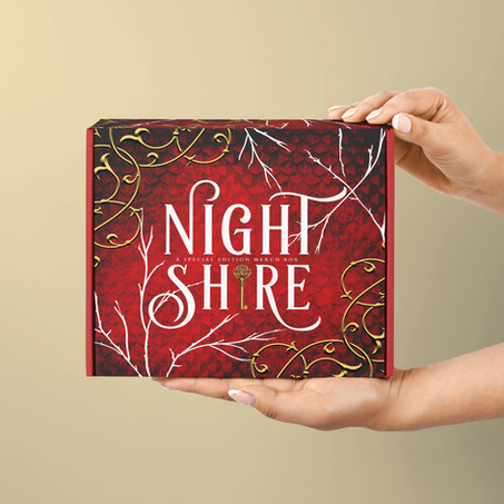 Our New Nightshire Merch Box