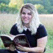 Author Lindsey Richardson