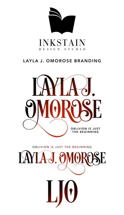 Logo Design for Layla J. Omorose