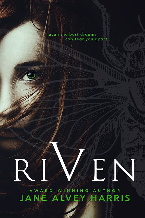 Signed Copy of Riven