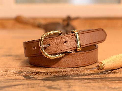 Round Buckle Belts