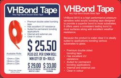 VHBond Tape web_red