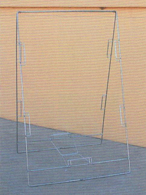 GAL Wire A-Frame