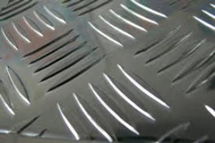 Aluminium Flat Sheet - Checker Plate