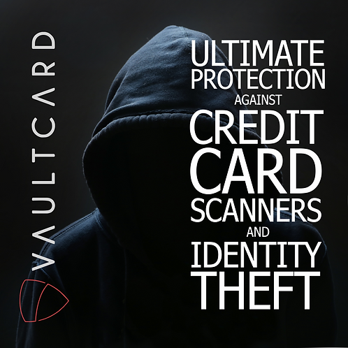 Vaultcard - Credit Card Protection