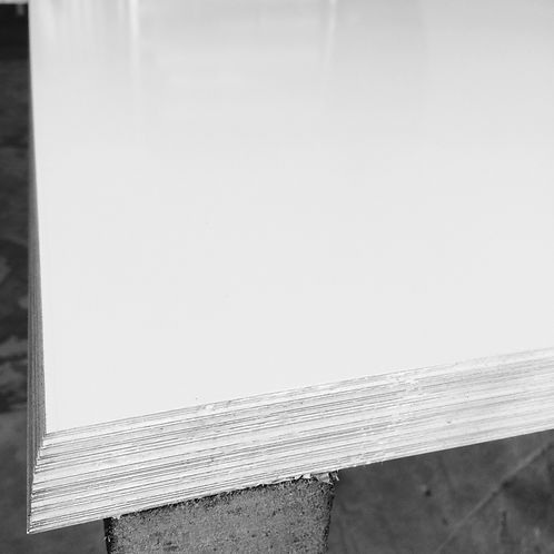 Sign Sheet Steel