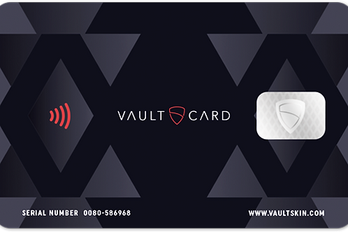 VAULTCARD - Corporate 10 Pack