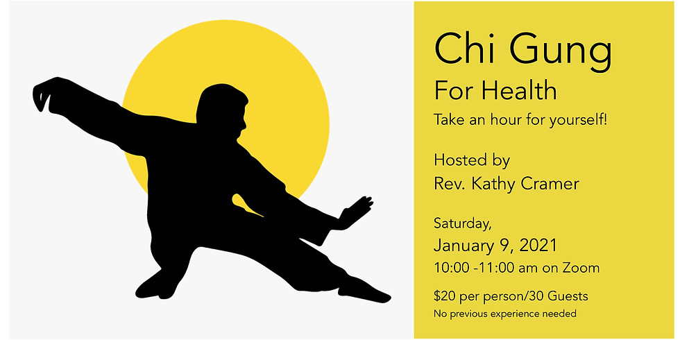 Chi Gung For Health