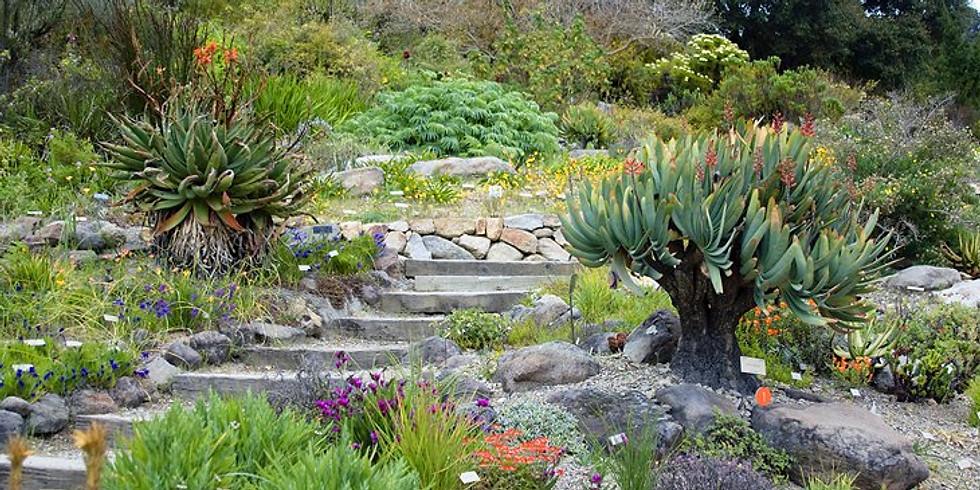 UC Botanical Garden Tour