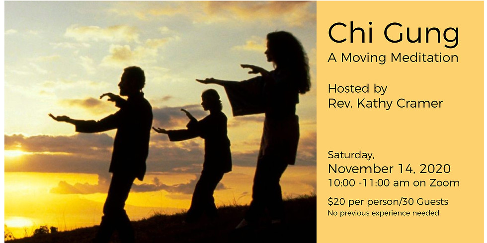 Chi Gung: A Moving Meditation