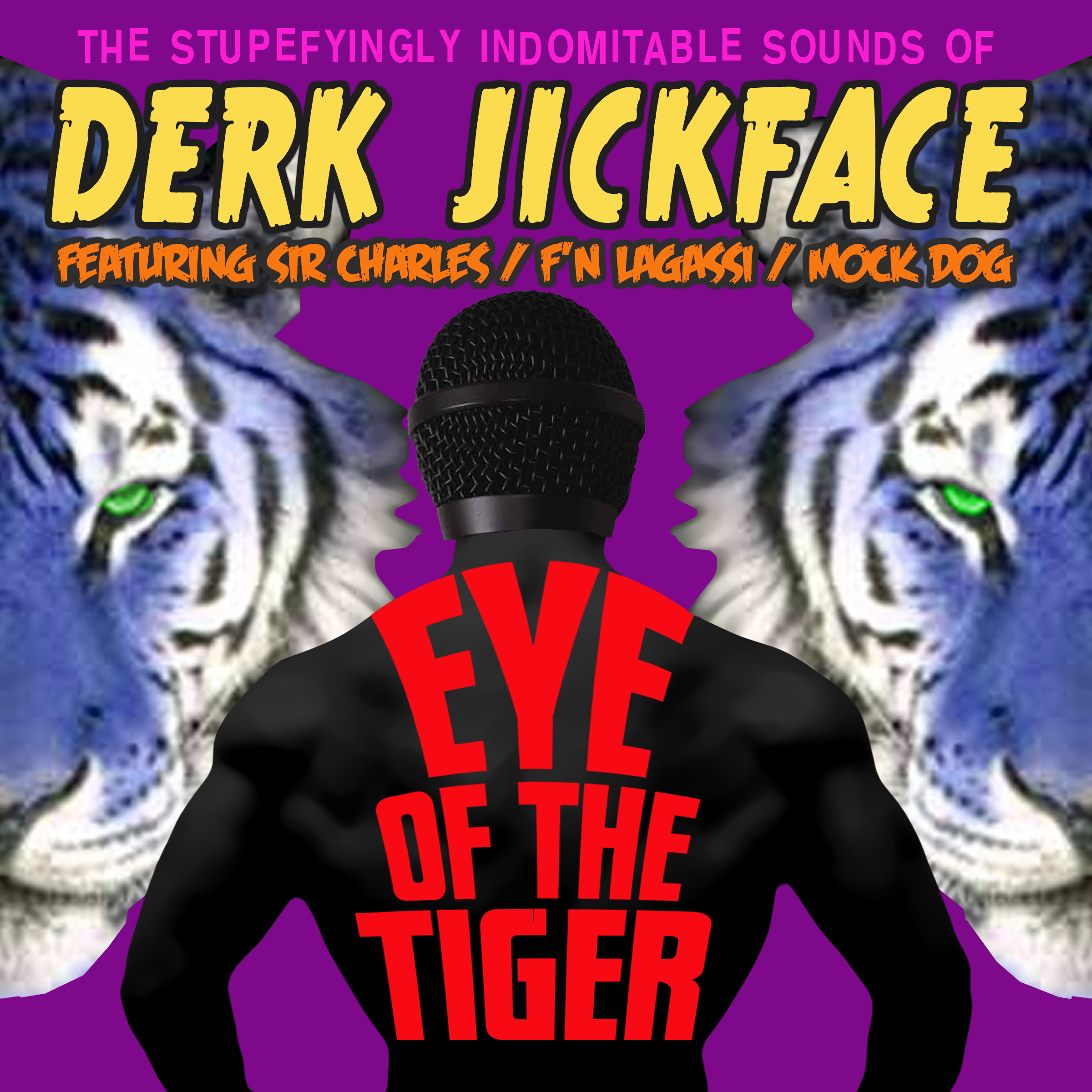Eye Of The Tiger Album Art