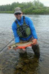 Fly Fishing Adventures in Denali