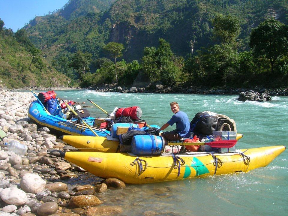 India Rafting Trips