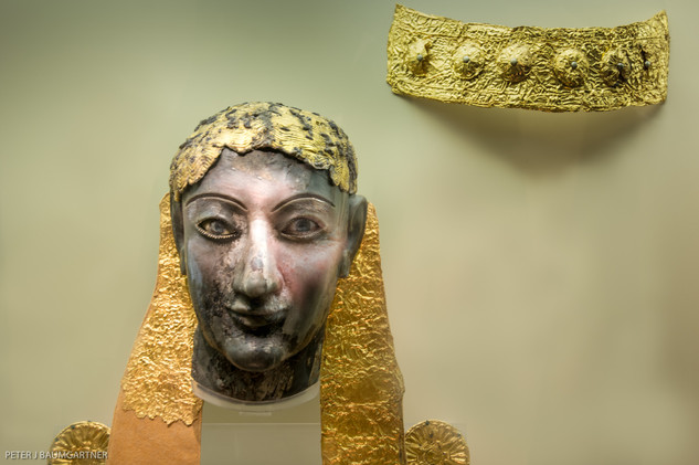 Delphi Tomb Treasure
