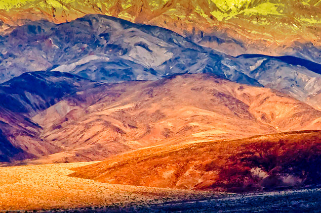 Panamint Valley Colors