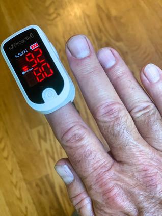 Hand Throb Sensor
