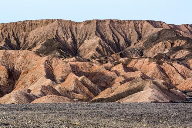 Mud Hills