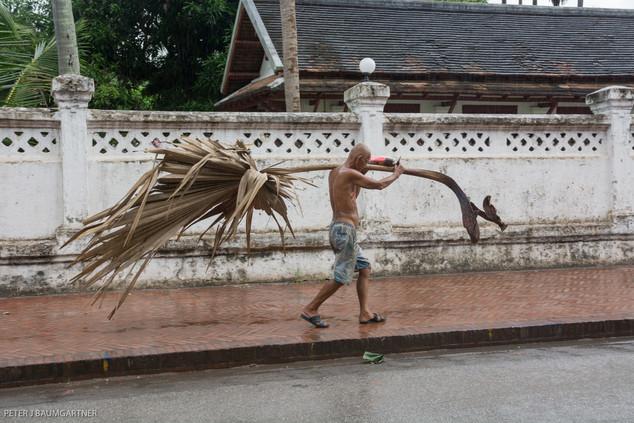 Palm Carry